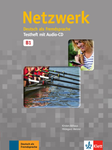 Cover Netzwerk B1 978-3-12-605146-0 Deutsch als Fremdsprache (DaF)