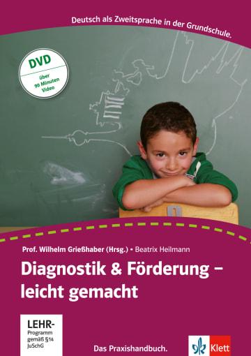 Cover Diagnostik & Förderung - leicht gemacht 978-3-12-666801-9 Deutsch als Fremdsprache (DaF),Deutsch als Zweitsprache (DaZ)