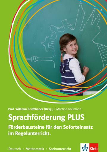 Cover Sprachförderung PLUS - Regelunterricht 978-3-12-666802-6 Deutsch als Fremdsprache (DaF),Deutsch als Zweitsprache (DaZ)