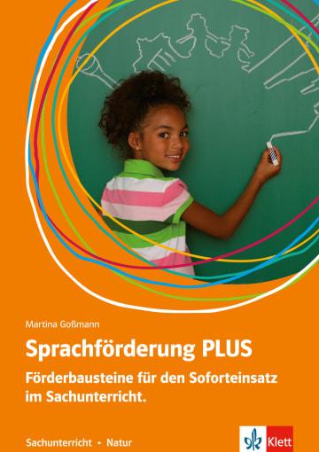 Cover Sprachförderung PLUS Sachunterricht 978-3-12-666804-0 Deutsch als Fremdsprache (DaF),Deutsch als Zweitsprache (DaZ)