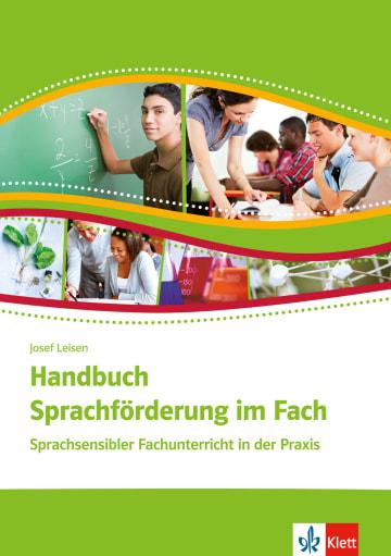 Cover Handbuch Sprachförderung im Fach 978-3-12-666850-7 Deutsch als Fremdsprache (DaF),Deutsch als Zweitsprache (DaZ)