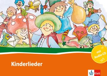 Cover Kinderlieder 978-3-12-675467-5 Deutsch als Fremdsprache (DaF),Deutsch als Zweitsprache (DaZ)