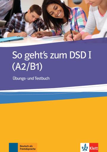 Cover So geht's zum DSD I 978-3-12-675975-5 Deutsch als Fremdsprache (DaF)