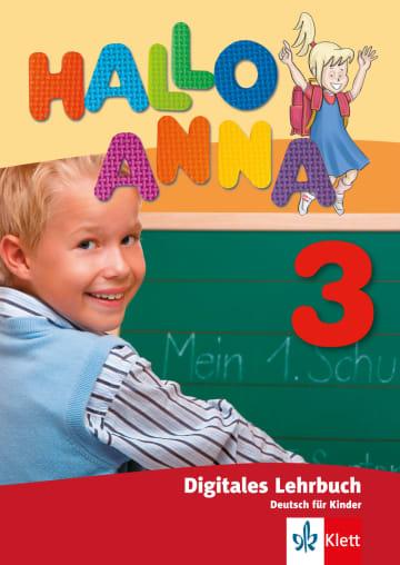 Cover Hallo Anna 3 978-3-12-676071-3 Deutsch als Fremdsprache (DaF)
