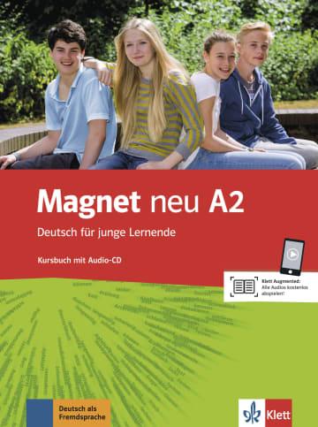 Cover Magnet neu A2 978-3-12-676085-0 Deutsch als Fremdsprache (DaF)