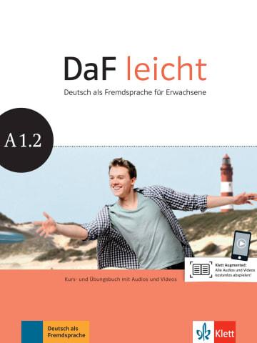 Cover DaF leicht A1.2 978-3-12-676251-9 Deutsch als Fremdsprache (DaF)