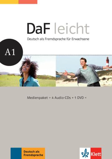 Cover DaF leicht A1 978-3-12-676253-3 Deutsch als Fremdsprache (DaF)