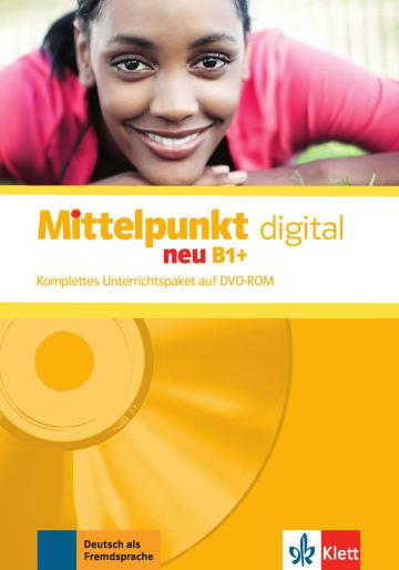 Cover Mittelpunkt neu B1+ digital 978-3-12-676672-2 Deutsch als Fremdsprache (DaF)
