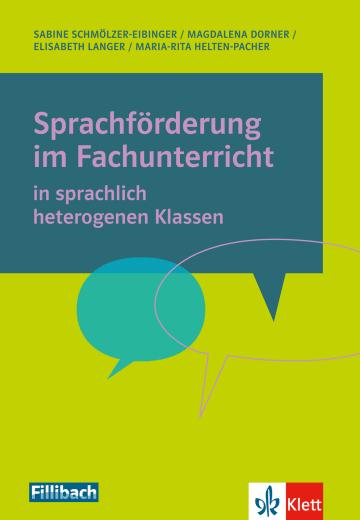 Cover Sprachförderung im Fachunterricht in sprachlich heterogenen Klassen 978-3-12-688058-9 Deutsch als Zweitsprache (DaZ)