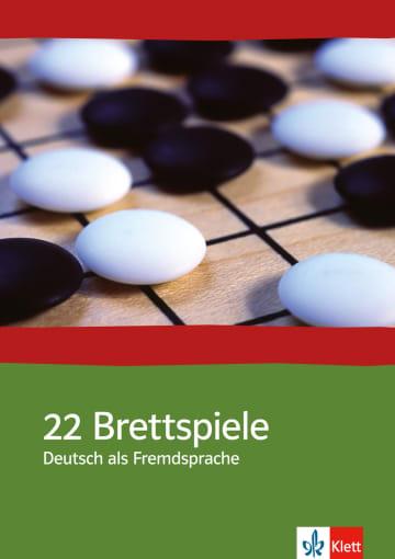 Cover 22 Brettspiele Deutsch als Fremdsprache 978-3-12-768812-2 Deutsch als Fremdsprache (DaF)