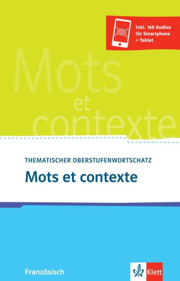 Cover Mots et contexte 978-3-12-502785-5 Französisch