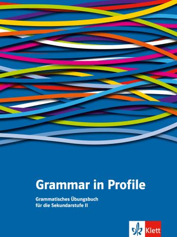 Cover Grammar in Profile 978-3-12-506242-9 Englisch