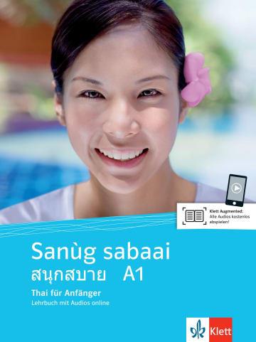 Cover Sanùg sabaai A1 978-3-12-528950-5 Thai