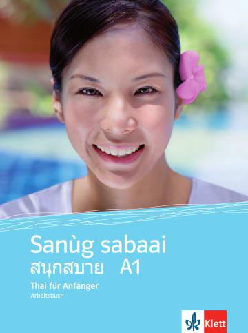 Cover Sanùg sabaai A1 978-3-12-528951-2 Thai