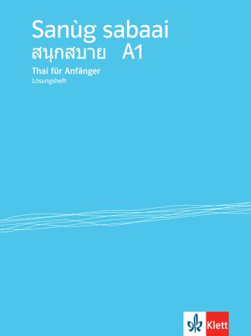 Cover Sanùg sabaai A1 978-3-12-528952-9 Thai