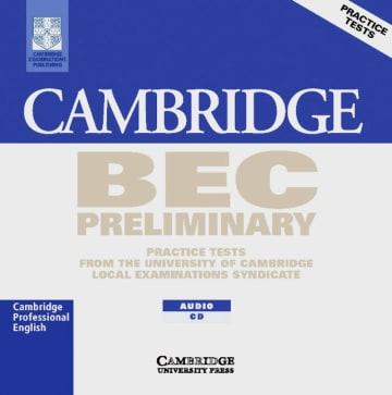 Cambridge Bec Preliminary 1 Audio Cd Klett Sprachen