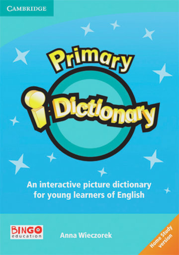 Cover Primary iDictionary 978-3-12-534265-1 Englisch
