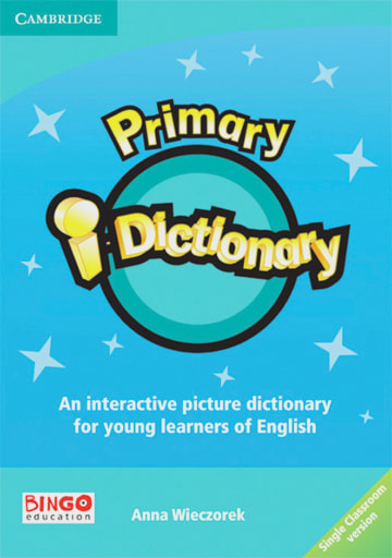 Cover Primary iDictionary 978-3-12-534266-8 Englisch