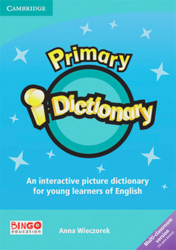 Cover Primary iDictionary 978-3-12-534267-5 Englisch