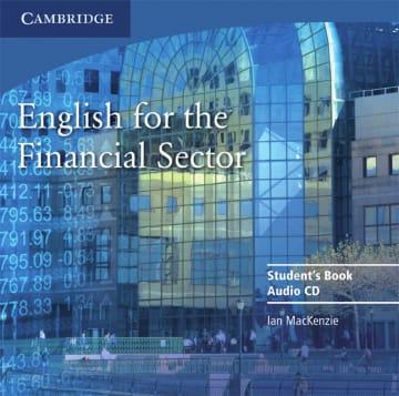 Cover English for the Financial Sector 978-3-12-534273-6 Englisch für den Beruf