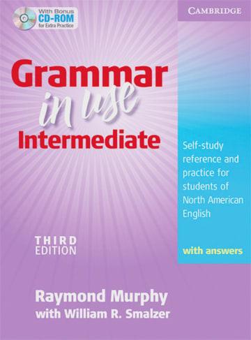 Cover Grammar in Use 978-3-12-534295-8 Englisch
