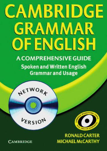 Cover Cambridge Grammar of English 978-3-12-534332-0 Englisch