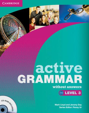 Cover Active Grammar 978-3-12-534649-9 Englisch