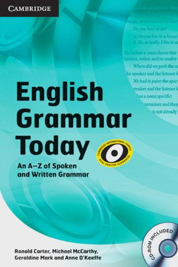 Cover English Grammar Today 978-3-12-534727-4 Englisch