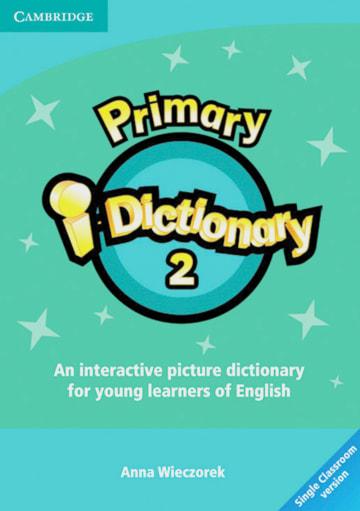 Cover Primary i-Dictionary 2 978-3-12-534882-0 Englisch