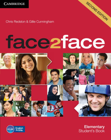 Cover face2face (2nd edition) 978-3-12-540070-2 Englisch