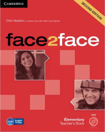 Cover face2face 978-3-12-540072-6 Englisch