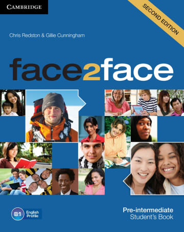 Cover face2face (2nd edition) 978-3-12-540073-3 Englisch