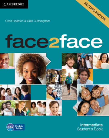 Cover face2face (2nd edition) 978-3-12-540076-4 Englisch