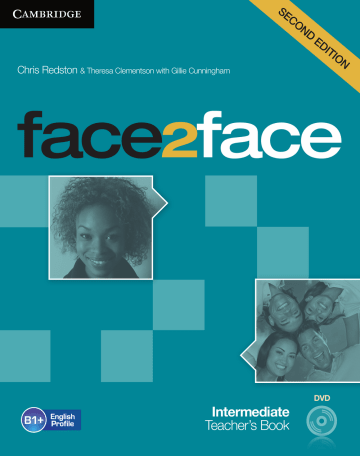 Cover face2face (2nd edition) 978-3-12-540078-8 Englisch