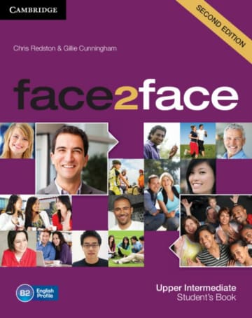 Cover face2face (2nd edition) 978-3-12-540079-5 Englisch