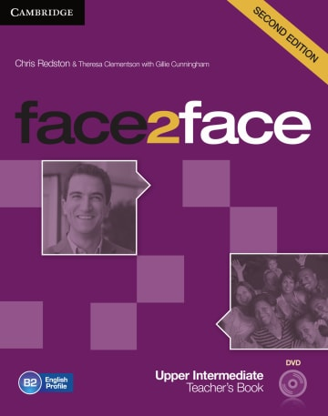 Cover face2face (2nd edition) 978-3-12-540081-8 Englisch