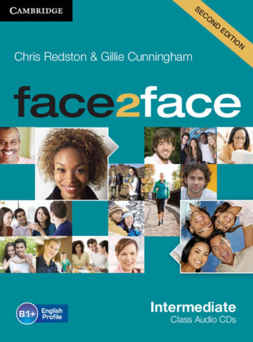 Cover face2face (2nd edition) 978-3-12-540084-9 Englisch