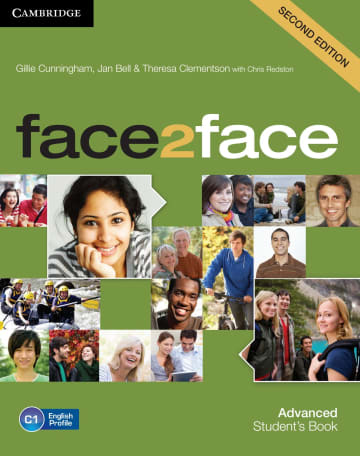 Cover face2face (2nd edition) 978-3-12-540334-5 Englisch