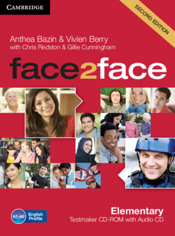Cover face2face (2nd edition) 978-3-12-540342-0 Englisch