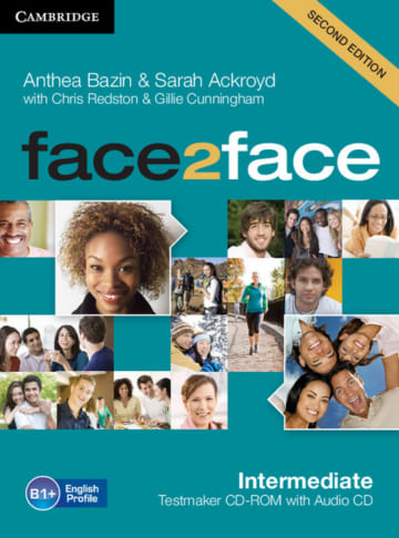 Cover face2face (2nd edition) 978-3-12-540344-4 Englisch
