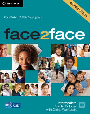Cover face2face (2nd edition) 978-3-12-540348-2 Englisch