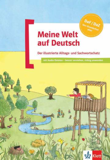Cover Meine Welt auf Deutsch 978-3-12-674896-4 Deutsch als Fremdsprache (DaF),Deutsch als Zweitsprache (DaZ)
