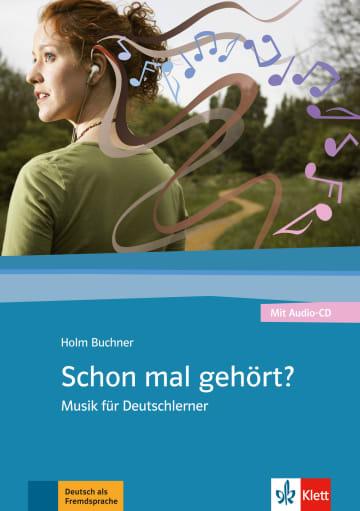 Cover Schon mal gehört? 978-3-12-675084-4 Deutsch als Fremdsprache (DaF)