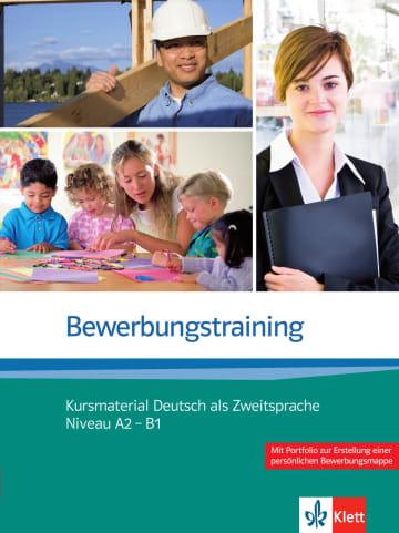 Cover Bewerbungstraining 978-3-12-675243-5 Deutsch als Fremdsprache (DaF)
