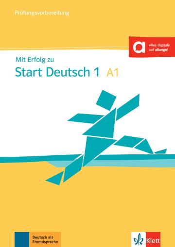 Cover Mit Erfolg zu Start Deutsch 1 978-3-12-675397-5 Deutsch als Fremdsprache (DaF)