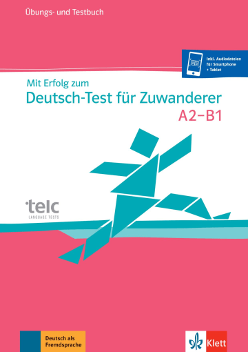 Cover Mit Erfolg zum Deutsch-Test für Zuwanderer 978-3-12-675786-7 Deutsch als Fremdsprache (DaF)