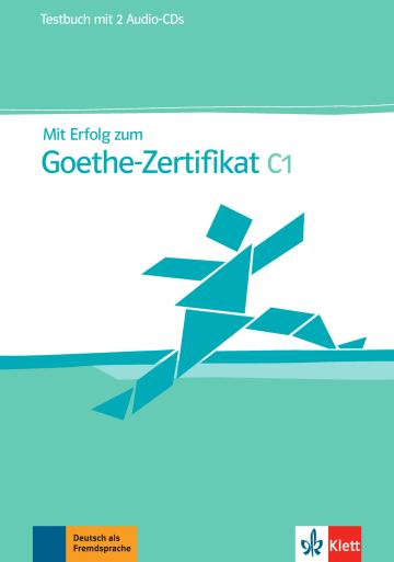 Cover Mit Erfolg zum Goethe-Zertifikat C1 978-3-12-675835-2 Deutsch als Fremdsprache (DaF)