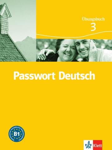 Cover Passwort Deutsch 3 978-3-12-675931-1 Deutsch als Fremdsprache (DaF)