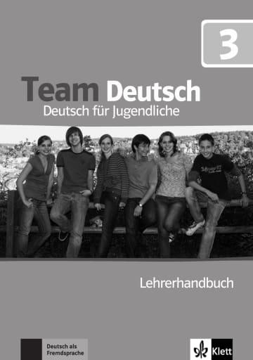 Cover Team Deutsch 3 978-3-12-675962-5 Deutsch als Fremdsprache (DaF)
