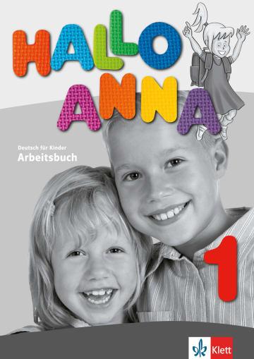Cover Hallo Anna 1 978-3-12-676061-4 Deutsch als Fremdsprache (DaF)